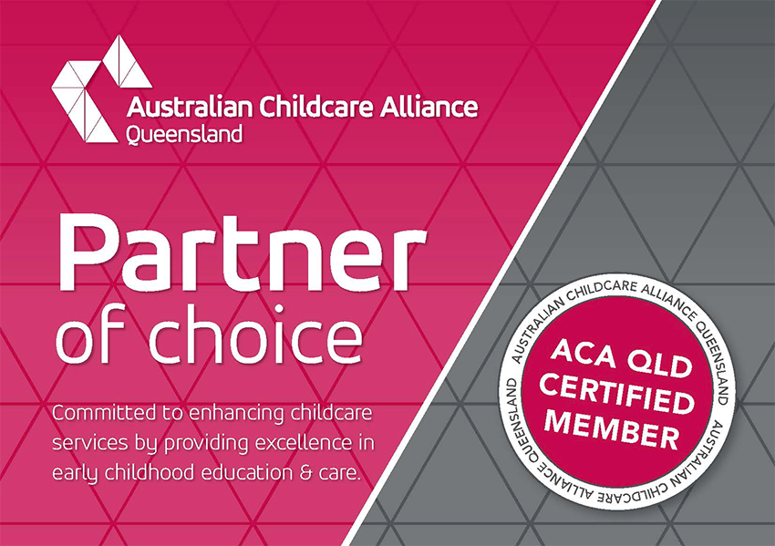 ACA MEMBERSHIP DOOR STICKER