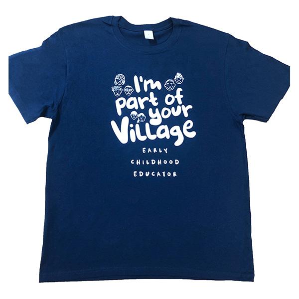 Blue Village shirts