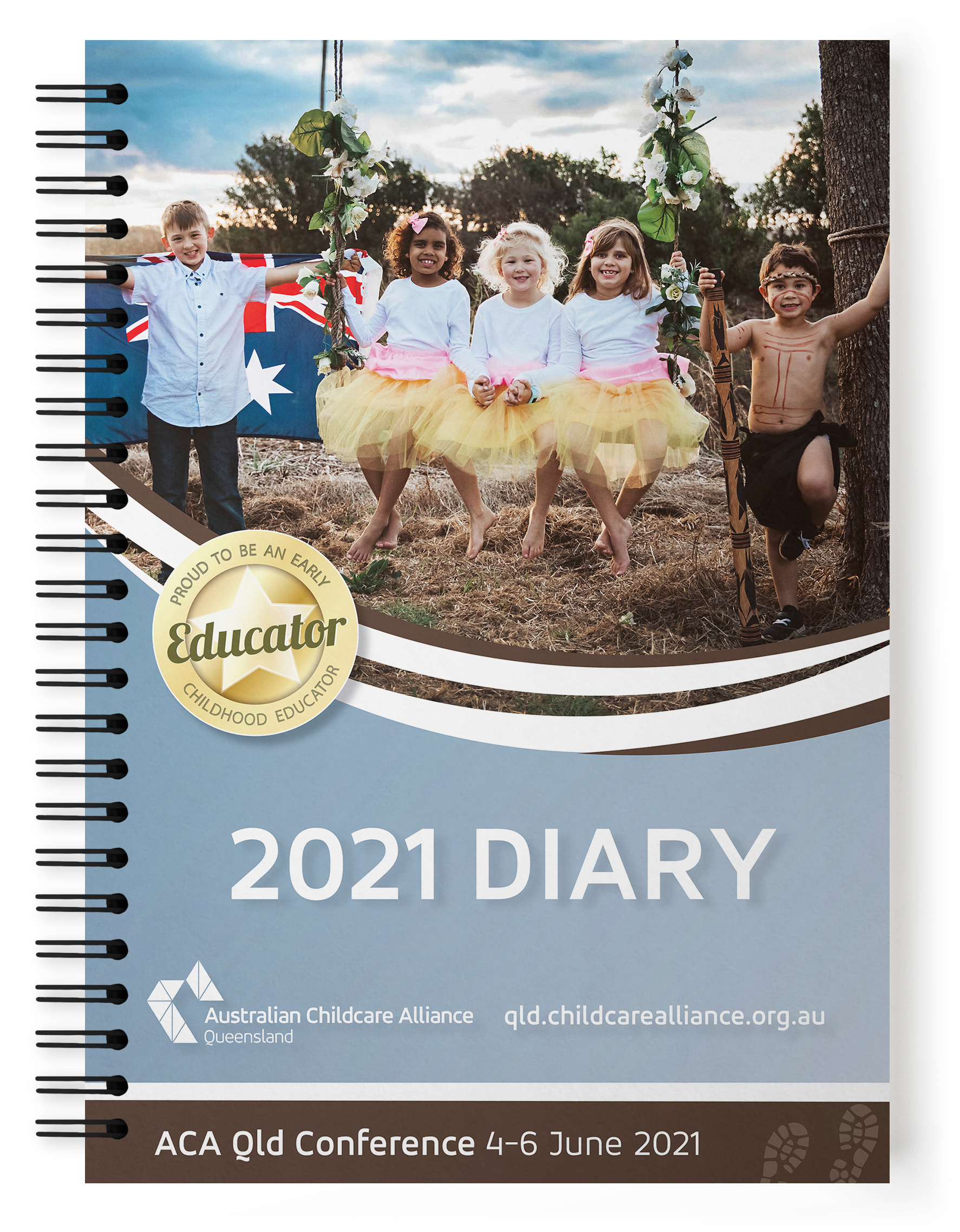 Diary 2019 Front Cover sml